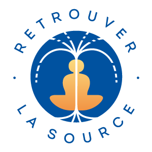 Méditation Mindfulness Logo retrouver la source association